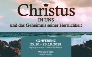 Konferenz Flambacher Mühle 2018